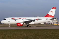 OE-LDF (globalpics images) Tags: oeldf airbus a319 austrianairlines man avgeek austria aviation av8 runway takeoff jet airliner egcc