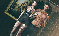THIS IS WRONG Decadence tattoo - 1st exclusive for Skin Fair 2019 (THIS IS WRONG owner) Tags: skin fair exclusive decadence tattoo applier ink