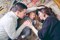 Saturday mornings (Sarah A Janes) Tags: candid baby newborn family photography canon canonlens canon5dmarkiv hamilton