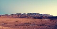 Aux alentours de missour, entre Moyen et Haut-Atlas, dans les derniers rayons du soleil.. (G_R_eM) Tags: maroc mountains désert
