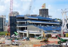North Queensland Stadium - 8th March 2019 (Oriolus84) Tags: townsville queensland australia northqueenslandstadium newstadium construction cowboysstadium newcowboysstadium southtownsville stadiumconstruction