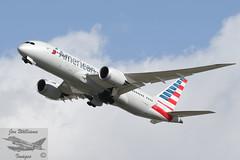 American Airlines Boeing B787-8 Dreamliner (jonny4x4uk) Tags: airbus boeing dreamliner a350 a320 a340 a380 a321 a319 aerlingus virginatlantic americanairlines b787 b747 b737 b777 a330 b757 landor britishairways ba speedbird deltaairlines oneworld retro lot unitedairlines airnewzealand aeroflot max8 cathaypacific thaiairlines airmalta qantas turkishairlines aircanada boac mea middleeastairways aegean srilankan alitalia neo bea airserbia airindia malaysiaairlines dhl cargo jetairways ana singaporeairlines saudia airchina airastrana gulfair koreanair airbridgecargo abc tunisair bulgarianairlines pia pakistaninternationalairlines qatar freighter airfreight heathrow lhr london egll airport avgeet 27r 27l 09r