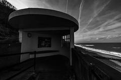 samyang 14mm-20 (istee@live.co.uk) Tags: cromer pier beach seaside wideangle superwideangle sea waves samyang 14mm sonya7rii clouds sky blue