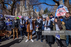 EM-190323-MarchInMarch-008 (Minister Erik McGregor) Tags: 7kcontract 7kstrike activism andrewcuomo boroughhall brooklynbridge cuny cunycontractnow cunyuss cunycontracts cunyriseup cunyrising cunystruggle cityhall cuomofundcuny directaction electedofficials erikmcgregor faircontracts fairwages freecuny fundcuny governorcuomo investincuny livingwage marchinmarch nyc newdeal newdeal4cuny newyork newyorkcity psccuny peacefulprotest peacefulresistance photography protest resistausterity stopstarvingcuny studentgovernment studentleaders studentpower usa uss usscuny universitystudentsenate cunyneedsaraise demonstration march news photojournalism politics rally 9172258963 erikrivashotmailcom ©erikmcgregor