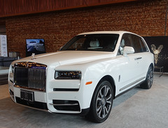 2019 Rolls-Royce Cullinan (D70) Tags: 53976500 2019 vancouverinternationalautoshow vancouver britishcolumbia canada suv rollsroyce cullinan