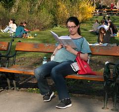 Wir sind schwanger! (Wolfgang Bazer) Tags: schwanger schwangerschaft pregnant pregnancy frühling spring springtime stadtpark park wien vienna österreich austria