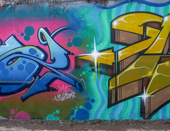 P3230375 (rob dunalewicz) Tags: 2019 atlanta abandoned urbex graffiti tags tci maple junction