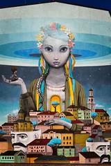 Street Art (Strocchi) Tags: сквер імені василя сліпака kyiv kiev ukraine canon eos6d 24105mm kijów kievstreetart ukra sztukaulicy mówiąblokiczłowieku murale malujściany graffititheworld