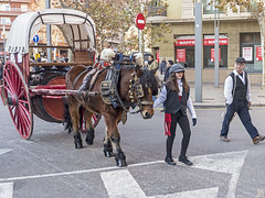 Tres Tombs de Barcelona 2019 (46) (Ismael March) Tags: barcelona trestombsdebarcelona trestombs santantoni
