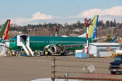 7501 44302 EC-NBL 737-8 Air Europa (737 MAX Production) Tags: b737 boeing737max boeing boeing737 boeing7378 boeing7378max 750144302ecnbl7378aireuropa