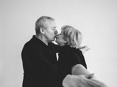 True love (nastidvdv) Tags: love lovestory fam familia family old manwoman true portrait portraiture olympus vsco bw blackandwhite kiss couple