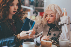 (mimiau_m) Tags: bjd asian doll flea market zaoll luv recast supia rosy