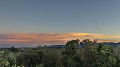 Arreboles al amanecer (José M. Arboleda) Tags: salidadelsol amanecer paisaje panorama árbol bosque montaña cielo nube arrebol crepúsculo popayán colombia canon eos 5d markiv ef24105mmf4lisusm josémarboledac