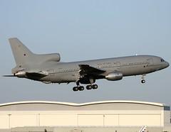 ZD951 TriStar Royal Air Force (@Eurospot) Tags: zd951 royalairforce tristar l1011 lockheed toulouse blagnac