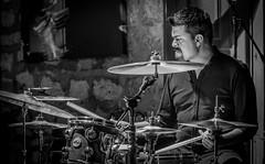 Determined (migueldunham) Tags: mexico mikedunham morelia michoacan music jazz