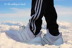 clouds (Julian7575) Tags: adidas shoe ad