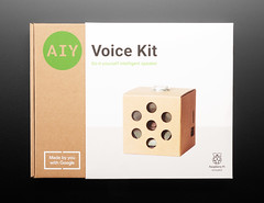 Google AIY Voice Kit for Raspberry Pi V2 (adafruit) Tags: 4080 adafruit kits kitsprojects diy diyelectronics diyprojects projects google googleaiyvoicekit voive voicekit raspberry pi v2