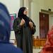 Tour presenter at Jumeirah Mosque