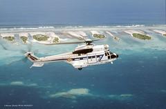 Survol du lagon (patoche21) Tags: etom00082 maine aeronef aerospatiale armeedelair armeefrancaise armees as332 europe forcesaeriennes france faaa forceaériennefrançaise helicoptere outremer polynesiefrancaise superpuma tahiti diapo envol hélicoptèredetransport patrickbouchenard slide polynesia airforce french escadron