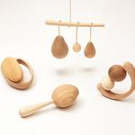 木製乳幼児用玩具の写真
