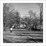 Afternoon Walk on Central Street thumbnail