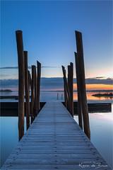 Crooked Jetty| (karindebruin) Tags: flevoland nederland thenetherlands zeewolde zonsopkomst duiksteiger jetty pier sunrise