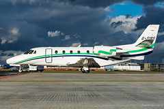 Private_Cessna560XL_G-SIRS_MST_MRT19-3 (Jonas_Evrard) Tags: aviation airport aircraft airplane airliner spotting spotter photography planespotting plane planes planespotter bizzjet