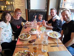 Beth's Birthday.. (iwona_kellie) Tags: rockymountainflatbreadcompany restaurant pizza beth birthday april 2019 vancouver kitsilan britishcolumbia canada