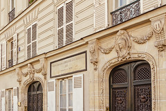 Heloise And Abelard - Paris Doors (Melanie Alexandra Photography) Tags: parisdoors parisphotography parisfrance french heloiseandabelard classicparis parisian door photography travel wanderlust