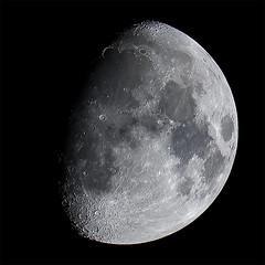 Moon 2019-01-16 (nicklucas2) Tags: astrophotography moon moon2019 moonjan2019