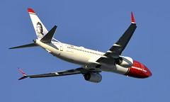 Norwegian SE-RTC, OSL ENGM Gardermoen (Inger Bjørndal Foss) Tags: sertc norwegian boeing 737 max8 osl engm gardermoen