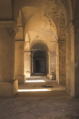 Into the Light (Some Place Only We Know) Tags: castle schloss decay verfall lost abandoned beauty beautiful light sun