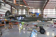 N692CK (2105120 50) Curtiss-Wright P-40N Warhawk United States Air Force Colours Kissimmee Municipal 25th October 2018 (michael_hibbins) Tags: n692ck 2105120 50 curtisswright p40n warhawk united states air force colours kissimmee municipal 25th october 2018 n american america usa us untied