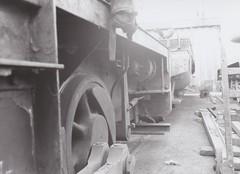 10 fowler long end axle (Daveynorth) Tags: ropley fowler 040dm 22889 diesel mechanical