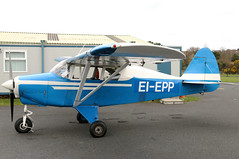 EI-EPP_02 (GH@BHD) Tags: eiepp piper pa22 pa22160 tripacer ulsterflyingclub newtownardsairfield newtownards aircraft aviation