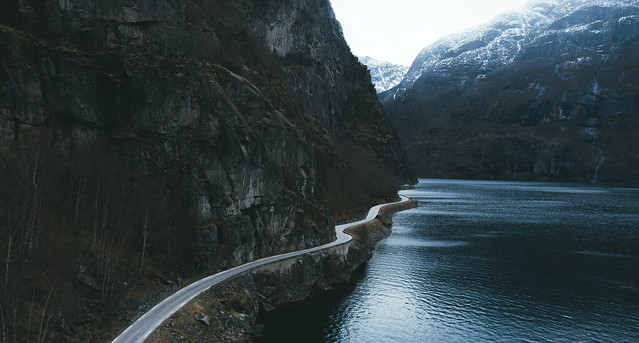 Aurland in Norway