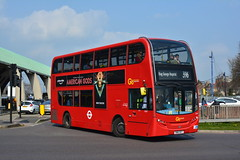 E207 - 396 King George Hospital (Gellico) Tags: go ahead london buus route 396 king george hospital e207