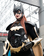 Batgirl (Paul Ocejo) Tags: batgirl new york comic con 2018 newyorkcomiccon nycc convetion cosplayer cosplay nyc city batman dc comics universe jacob javitscenter javits barbra gordon