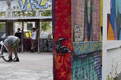 Enchainement cultures urbaines (anneso_33) Tags: chineseman selor davidselor darwin darwinbordeaux printemps2018 streetart bordeaux artcontemporain art arturbaincontemporain