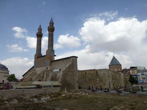 Çifte Minare Medresesi, Sivas, Turkey