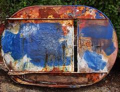 Modern Art (JLM62380) Tags: modern art abstract colors couleurs coloré abstrait artmoderne rust rouille métal metal fer