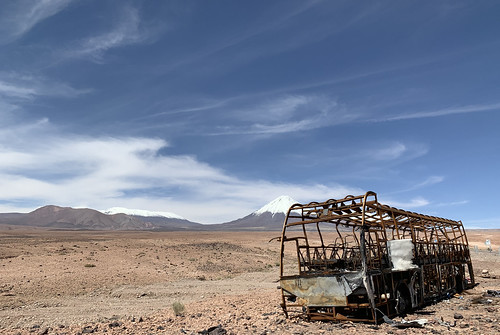 The Atacama desert, Antofagasta, Chile.
