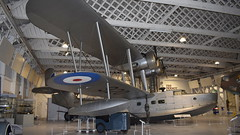 Supermarine Stranraer c/n CV-209 Canada Air Force serial 920 code QN (sirgunho) Tags: royal air force raf museum hendon london england united kingdom preserved aircraft aviation supermarine stranraer cn cv209 canada serial 920 code qn