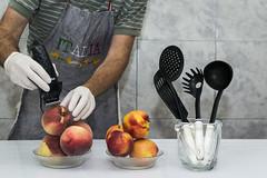 Detail-oriented cook (Mario Donati) Tags: kitchtoolia smileonsaturday nikon d3100 nikkor35mm18