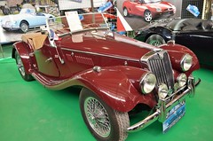 MG TF (benoits15) Tags: mgtf mg uk british car cabriolet convertible nimes auto retro