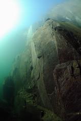 NorthWales-VivianQuarry-201802-13 (Tony J Gilbert) Tags: snowdonia llanberis northwales viviandivecentre vivianquarry mountsnowdon diving aquatic freshwater quarry floodedquarry nikon d300