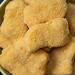Closeup on Chicken Nuggets in the bowl