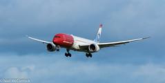 G-CKWF Norwegian Air UK Boeing 787-9 Dreamliner (Niall McCormick) Tags: dublin airport eidw aircraft airliner dub aviation gckwf norwegian air uk boeing 7879 dreamliner b789