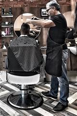 Master Barber (chris.angel1) Tags: shave turkishbarbers barbershop turkishbarber barnet haircut barber