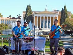 Deejay Nic The Band (vic_206) Tags: athens atenas maraton music dj